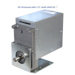 "GF-50 boxed with 1/2"" shaft 240V AC. *"