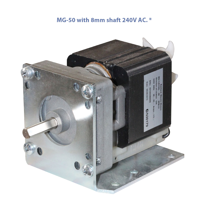 Electric motors melbourne latest electric motors for Electric motor shaft types