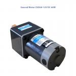 Geared Motor Z5D60-12V DC 60W