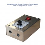 Speed Controller D1093C 240V or 115V AC Supply, 50Hz, 1.7 Amps max DC output