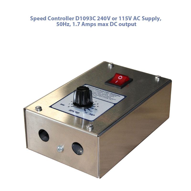 Electric motors melbourne latest electric motors for Speed controls for electric motors