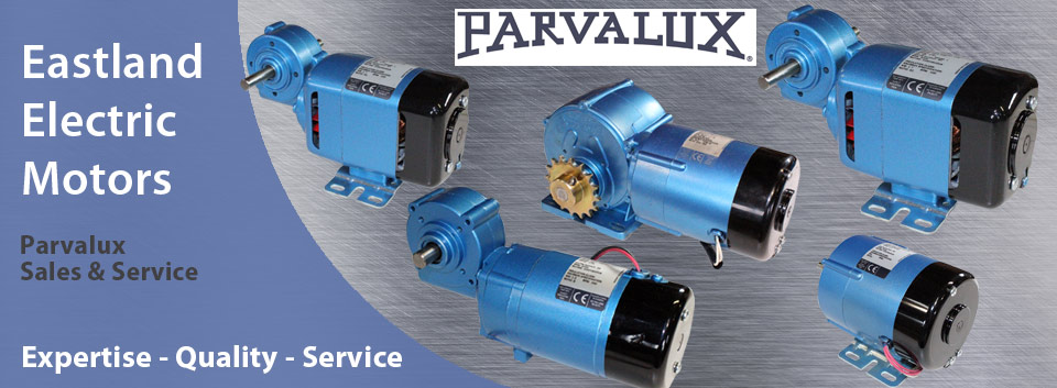 Electric-Motors-Parvalux